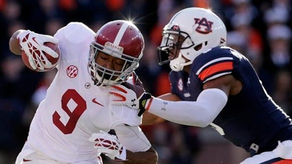 SI.com compares Alabama receiver Amari Cooper to Green Bay Packers All-Pro Jordy Nelson.
