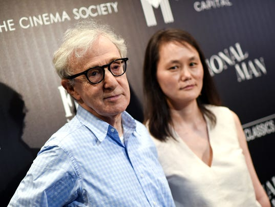 Woody and Soon-Yi