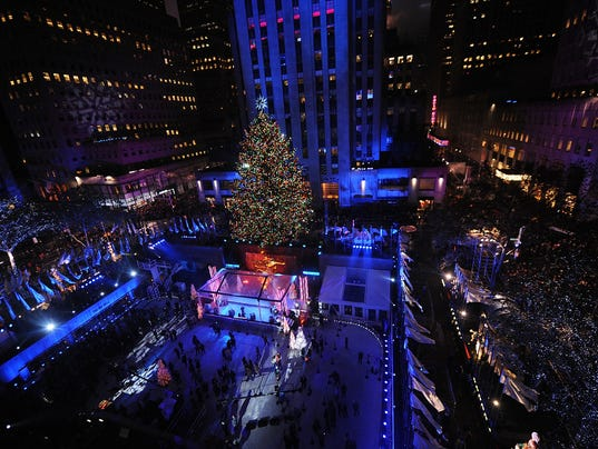 Christmas Tree Albany Ny