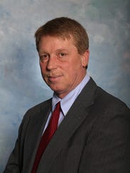 Mt. Juliet City Commissioner Ray Justice.