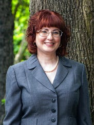 Julie Goldberg, a library and former teacher from Chestnut