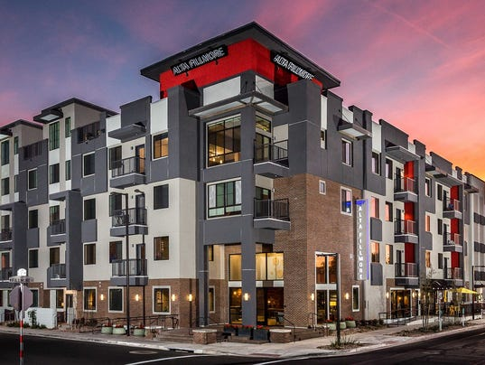 Downtown Phoenix apartments