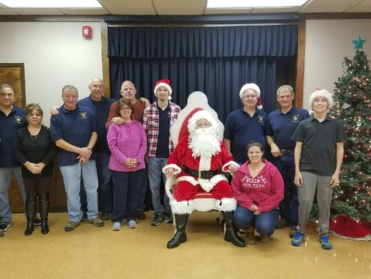 South Plainfield Knights Of Columbus 39 Breakfast With Santa Held