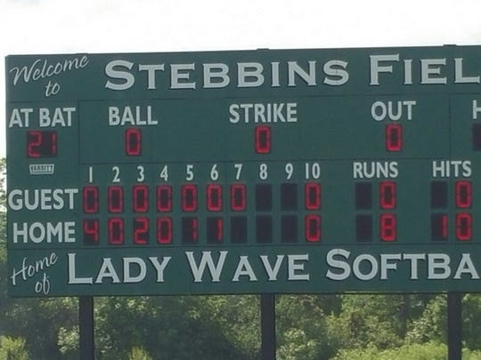 Carly Wagers threw a no-hitter against Franklin-Monroe May 27 to advance Williamsburg to the Division IV semifinal.