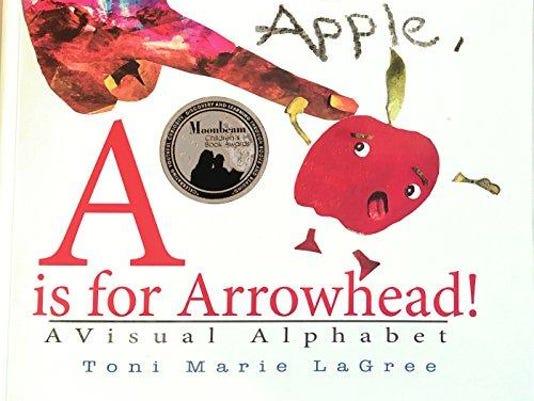 A for Arrowhead 2 FAL 1127 Book Kids books