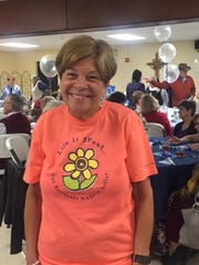 Debbie Havens, Mercy House kitchen volunteer, at Mercy