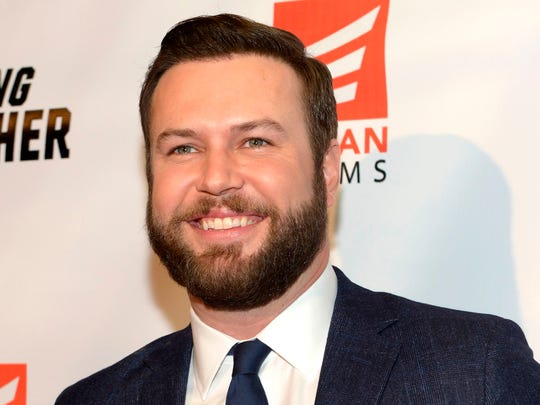 """Actor and director Taran Killam attends a special screening of """"Killing Gunther"""" in Los Angeles."""