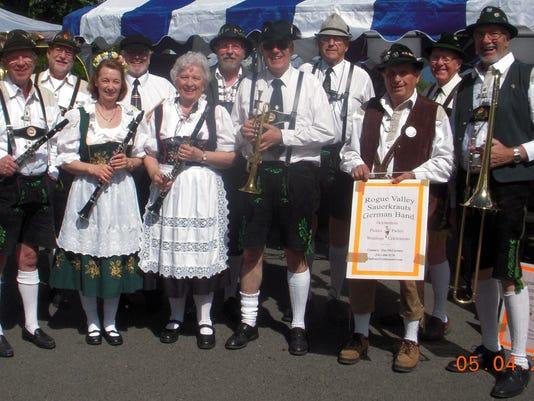 Rogue Valley Sauerkraut Band