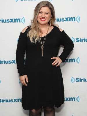 Kelly Clarkson is featured on 'The Hamilton Mixtape,' out Friday. The cover album includes renditions of songs from Broadway musical 'Hamilton,' performed by John Legend, Sia, Wiz Khalifa and others.