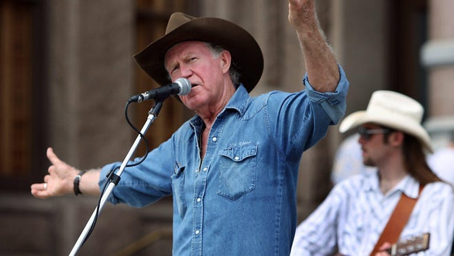 The late Billy Joe Shaver will be the subject of a limited-attendance tribute show at the Long Center Lawn on Nov. 22.