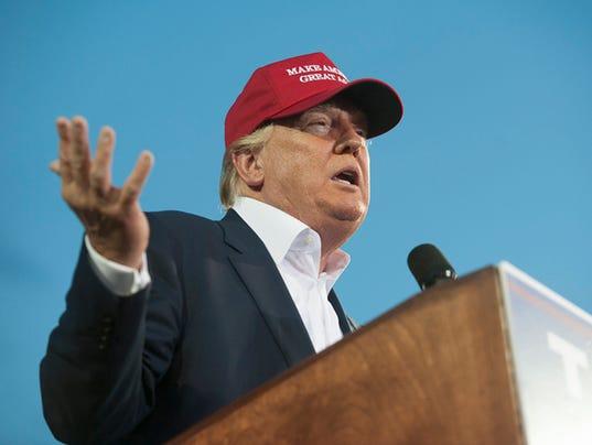 Trump bringing campaign stop to Pensacola