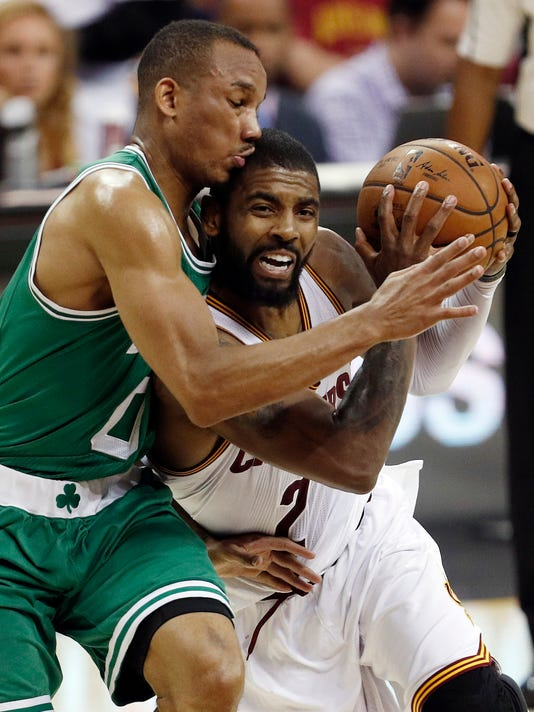 Boston Celtics at Cleveland Cavaliers