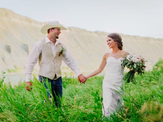 Weddings: Ronni Scott & Tayler Halko