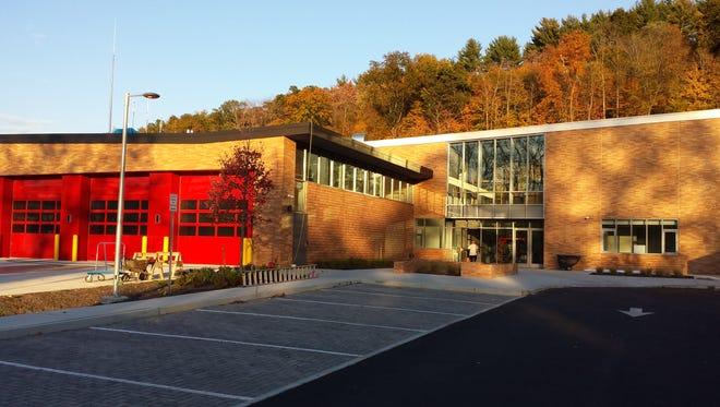 Millwood Volunteer Fire Company's new fire station