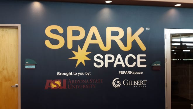 Spark Space, a new workspace for Gilbert entrepreneurs, is a partnership between Gilbert, the Southeast Regional Library and Arizona State University. ASU's Entrepreneurship Outreach Network is a collaborative with libraries and economic development partners across the country to support entrepreneurs, inventors, problem-solvers and small business owners. Arizona members include libraries in Apache Junction, Buckeye, Camp Verde, Gilbert, Goodyear, Lake Havasu, Mesa, Phoenix, Scottsdale, Tempe and Yuma.