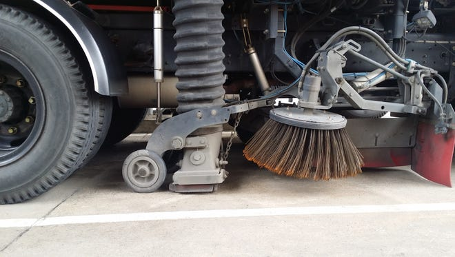 Camden will resume street sweeping Monday, the mayor's office announced.