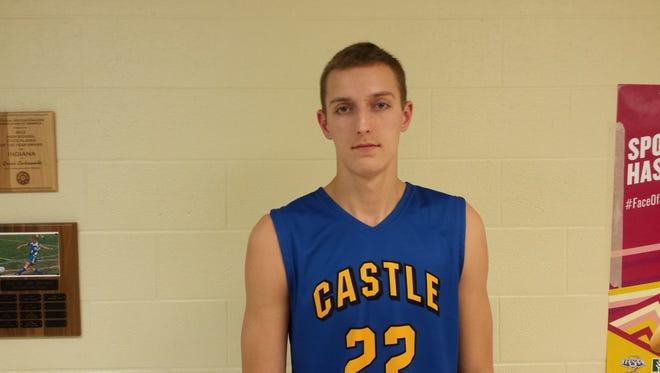 Jack Nunge, Castle basketball