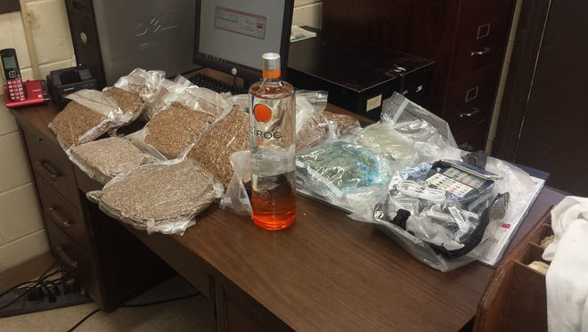 A DPS employee is accused of smuggling this contraband into CMCF.