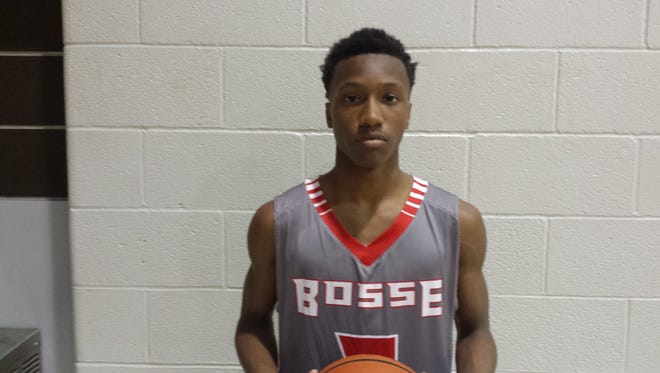 Bosse's Mekhi Lairy is named IBCA/Subway District 3 POW