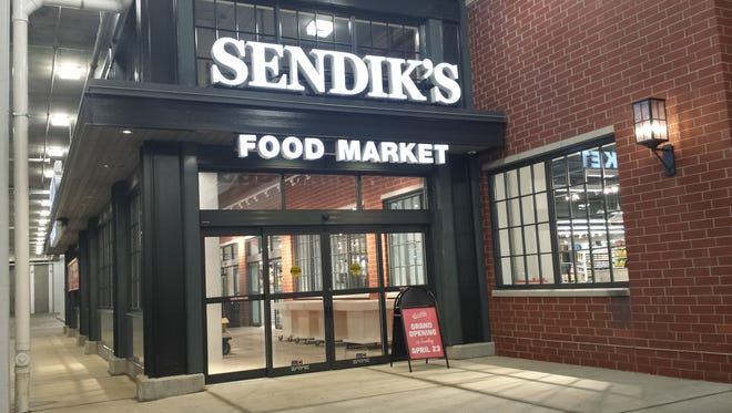 Sendik's is easily accessible from The Corners' primary parking structure.