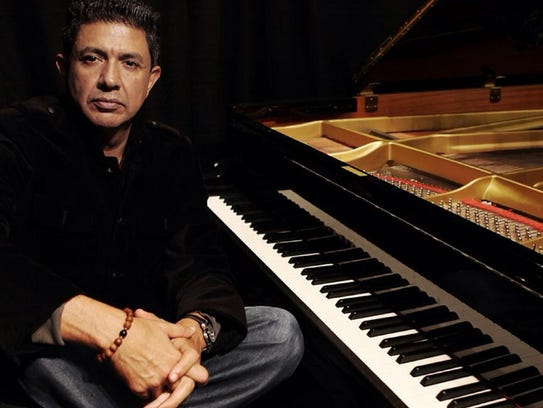 Grammy-nominated pianist-composer Silvano Monasterios