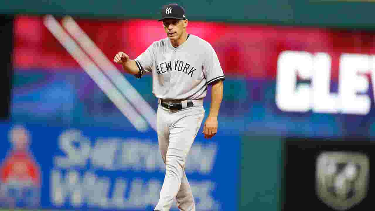 Yankees GM on struggling catcher Gary Sanchez   He is physically bigger but  not fat  612135fea712e