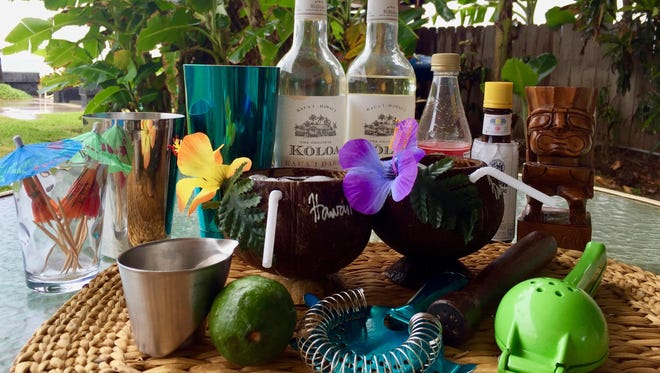 With a little pre-planning and a quick shopping list, you can make your own cocktails while on vacation.