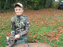Tyler Frantz: Boy makes hunting 'special' for friends