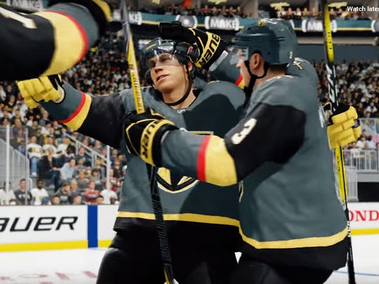 You can now play as the Vegas Golden Knights in NHL 18 on PlayStation 4 and Xbox One.