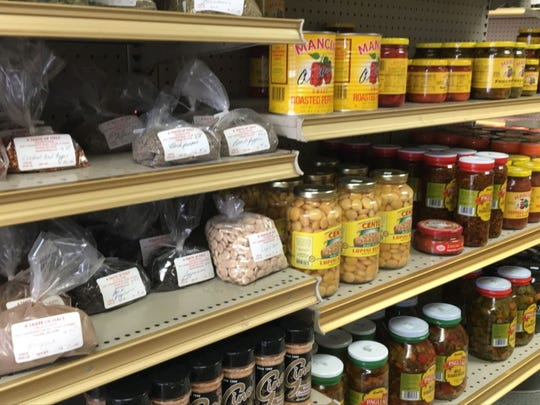 Taste of Italy's grocery section in Clive.