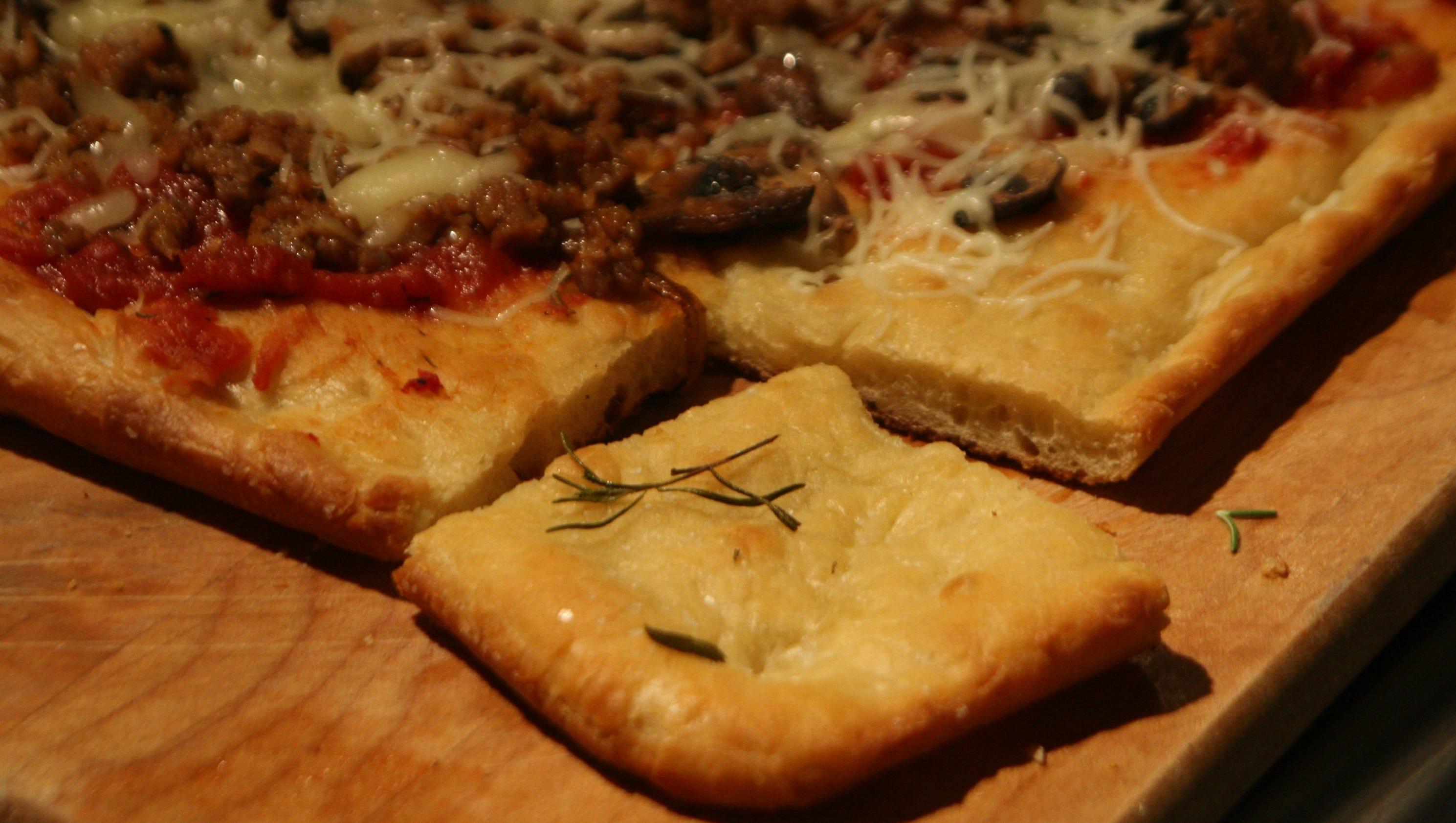 Food Network Kitchen Detroit Pizza Recipe