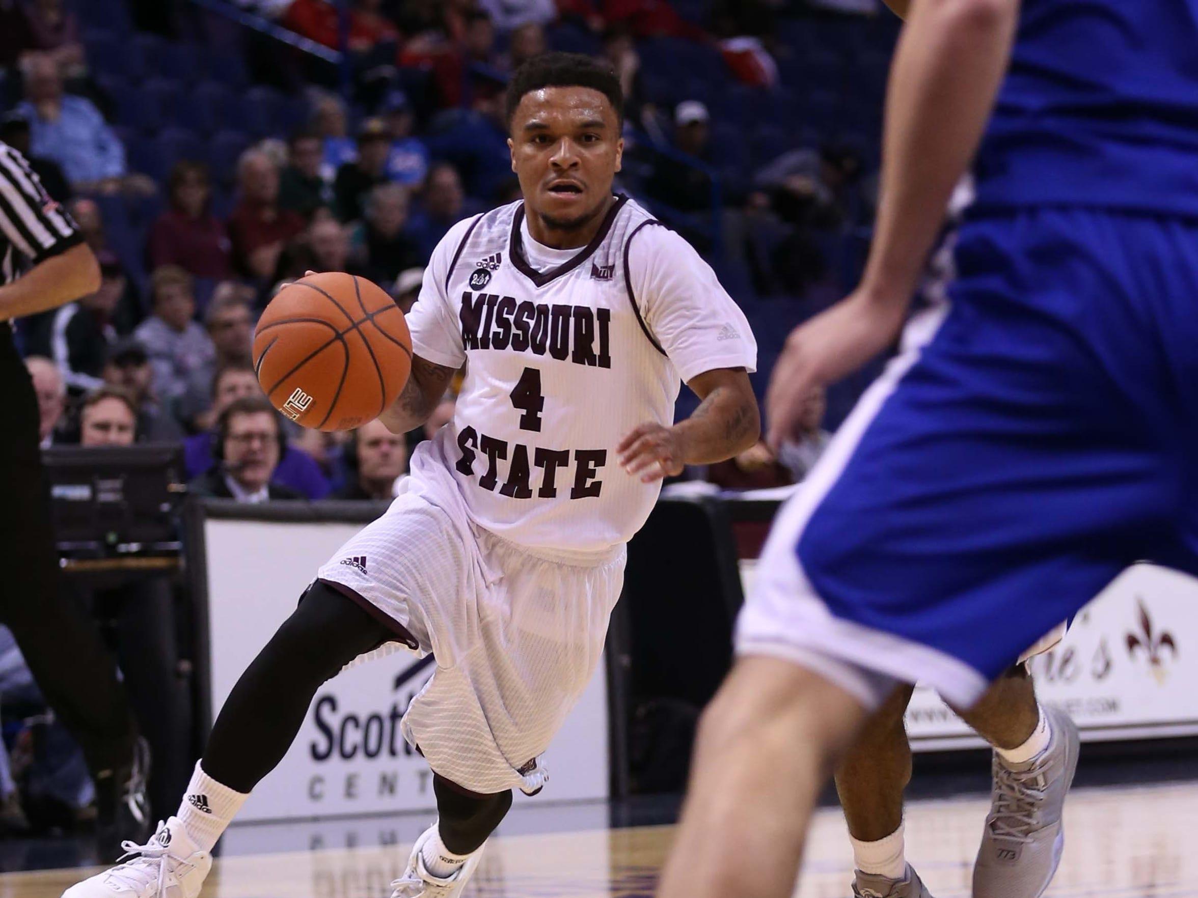 Dequon Miller is the third-highest returning scorer