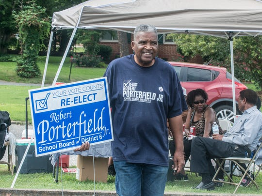 Robert Porterfield, candidate for Montgomery County