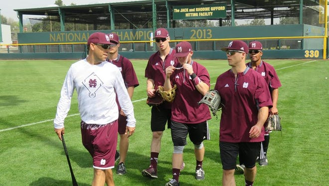 Mississippi State plays UCLA on Friday followed by matchups with Southern Cal and Oklahoma the rest of the weekend.