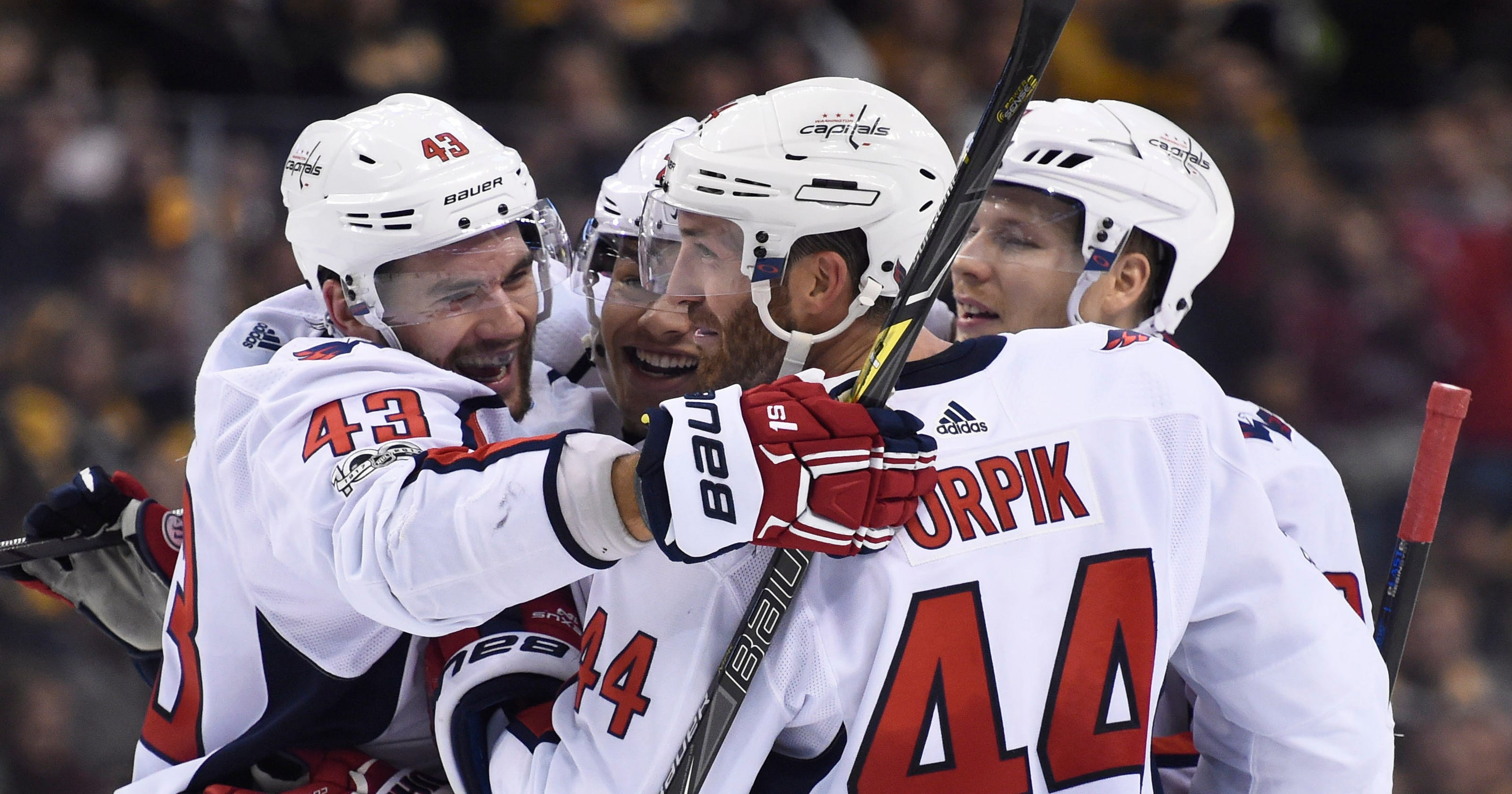 e672abbfe Capitals continue recent dominance against Bruins