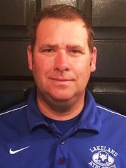 Todd Miller is the new full-time athletic director at White Lake Lakeland High School.