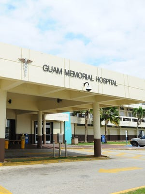 Guam Memorial Hospital in Tamuning is shown in this March 26, 2015, photo
