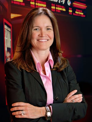 Regal Entertainment Group CEO Amy Miles is out as the company's merger with Cineworld closes.