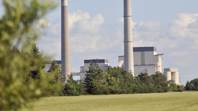 The Sherco coal plant near Becker provides a huge economic boost to the region.