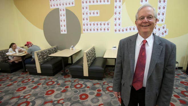 Ted Polk, 68, has fed UIndy students since 1973 — even through the Blizzard of '78.