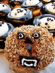"Montclair Bread Co.'s ""May Fourth"" donuts feature Chewbacca"