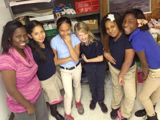 Creswell Elementary 1