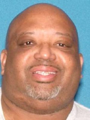 Steven Saunders, a suspended corrections officer from Camden, is accused of smuggling contraband into a state prison.