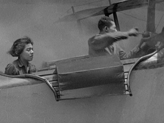 """The Flying Ace"" will be shown Saturday at Cinemapolis."