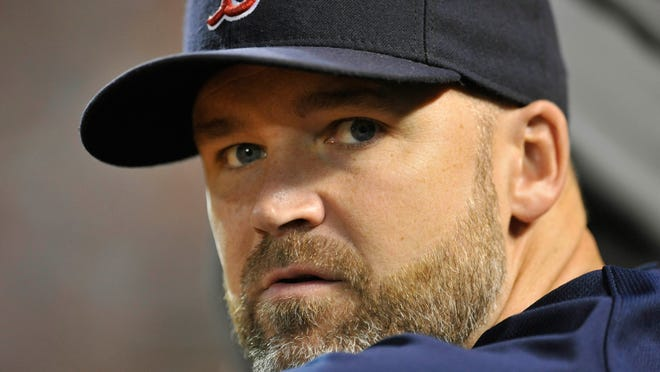 Former Boston Red Sox catcher and Florida High standout David Ross has joined ESPN's Baseball Tonight during its playoff coverage.