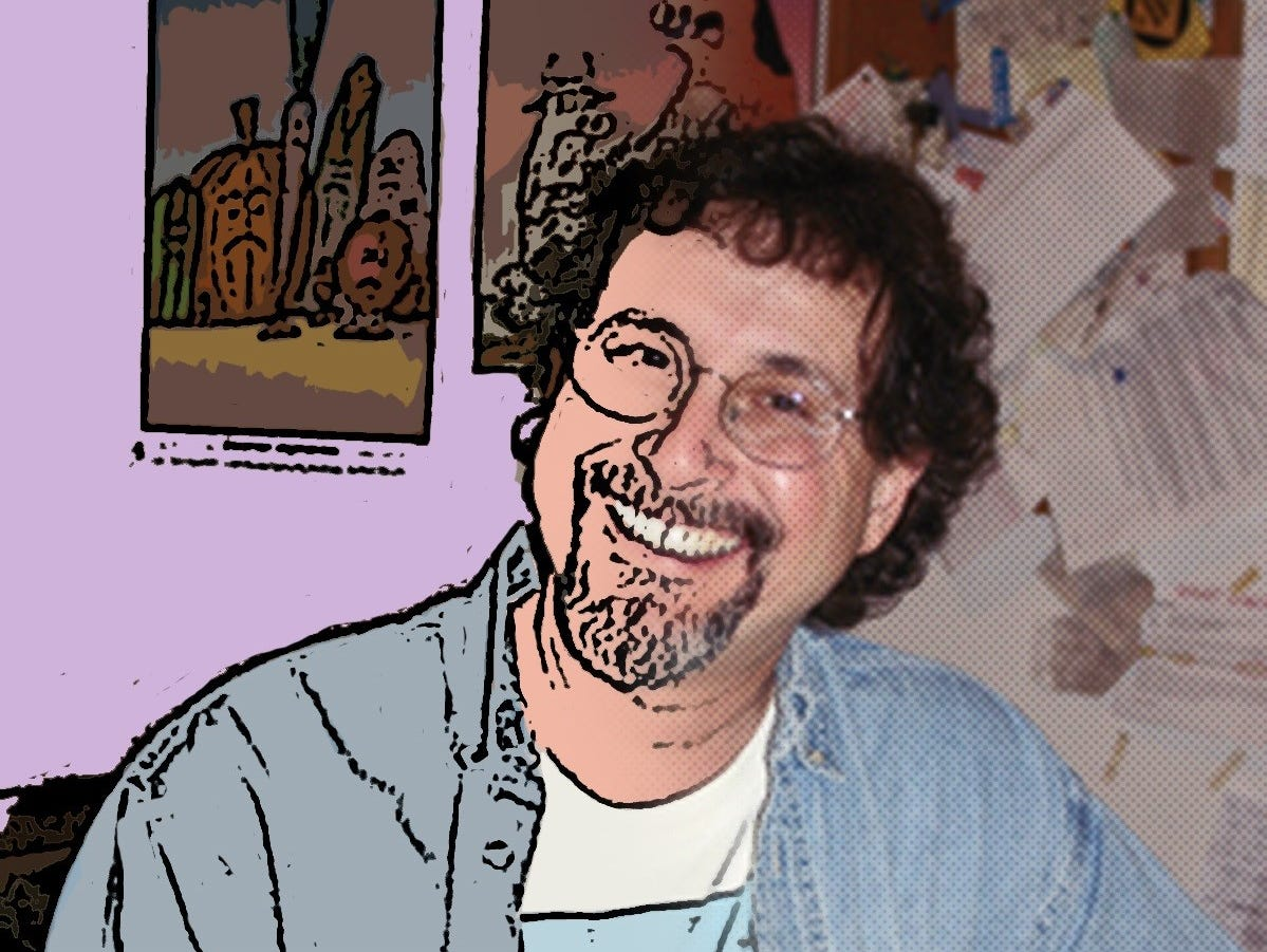 Come share an evening with nationally-syndicated cartoonist and creator of the comic Rubes® on Feb. 6.