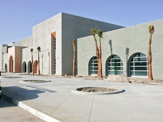 Palm Desert High School is sending 66 students  who