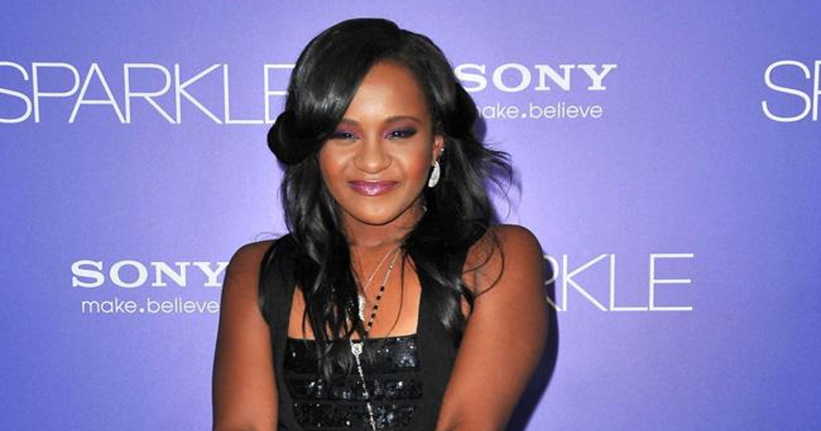 45ba192f34 Photo of Bobbi Kristina Brown in casket leaked