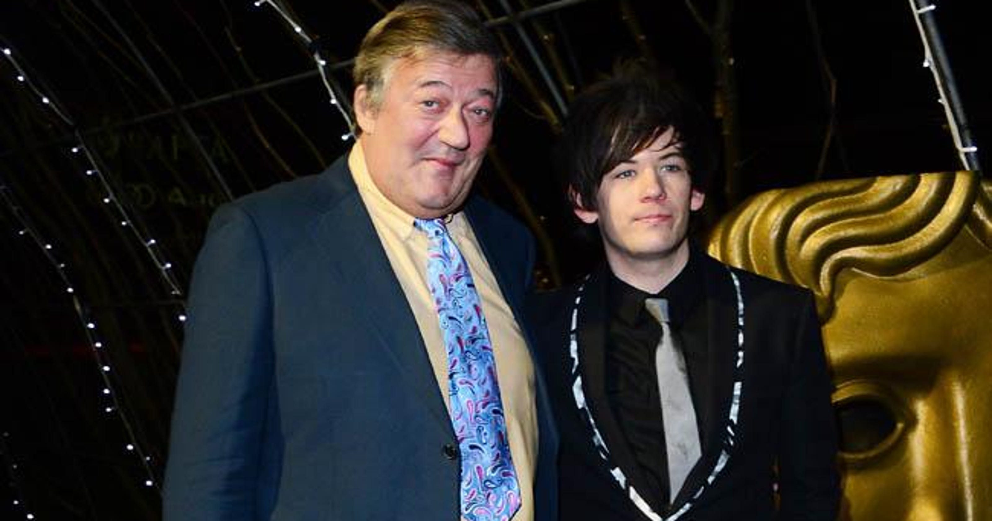 fedcfe846418 Stephen Fry s husband  He s the  love of my life