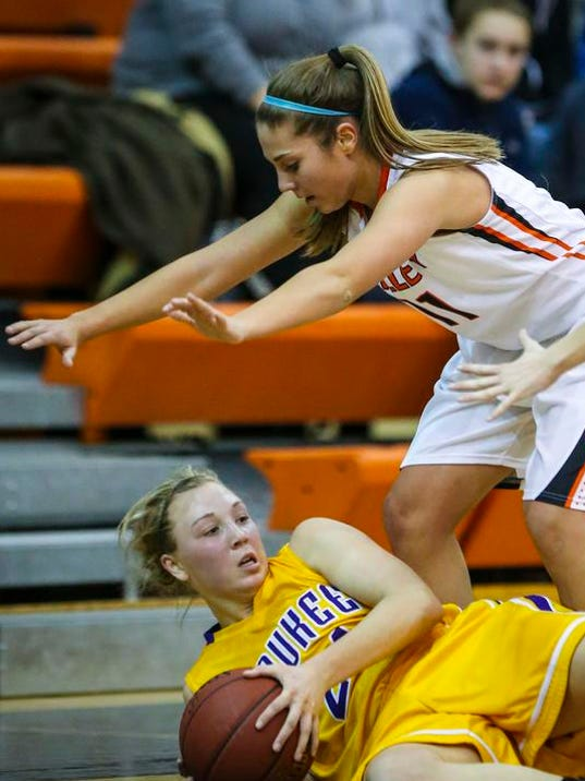 Monday's High School Sports Roundup